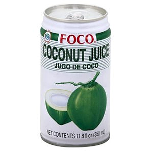 Foto Coconut juice